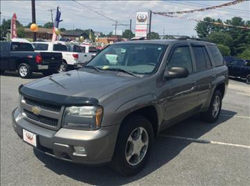 2008 Chevrolet TrailBlazer for sale in Lynchburg, VA