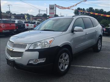 2011 Chevrolet Traverse for sale in Lynchburg, VA