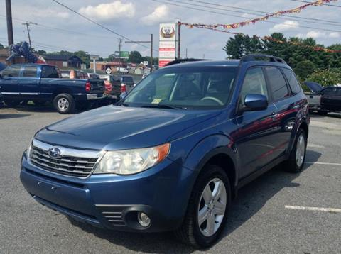 2009 Subaru Forester for sale in Lynchburg, VA