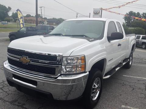 2011 Chevrolet Silverado 2500HD for sale in Lynchburg, VA