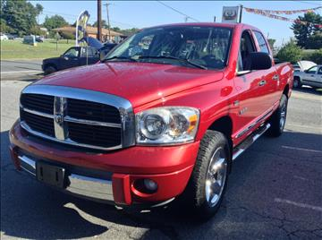 2008 Dodge Ram Pickup 1500 for sale in Lynchburg, VA