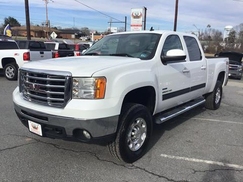 2010 GMC Sierra 2500HD for sale in Lynchburg, VA