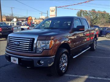 2011 Ford F-150 for sale in Lynchburg, VA