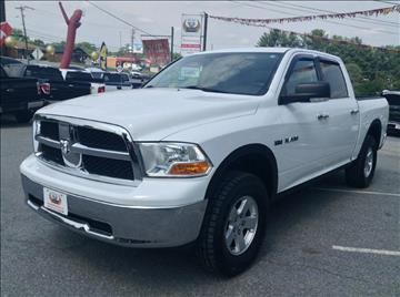 2010 Dodge Ram Pickup 1500 for sale in Lynchburg, VA