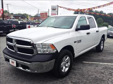2013 RAM Ram Pickup 1500 for sale in Lynchburg, VA