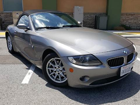 2005 BMW Z4 for sale in Huntington Beach, CA
