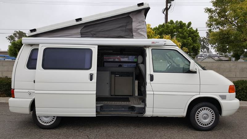 1999 volkswagen eurovan 3dr mv mini van in huntington beach ca a