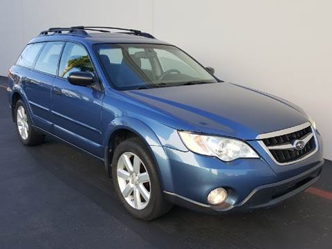 2008 Subaru Outback for sale in Huntington Beach, CA