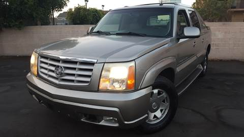 2002 Cadillac Escalade EXT for sale in Huntington Beach, CA