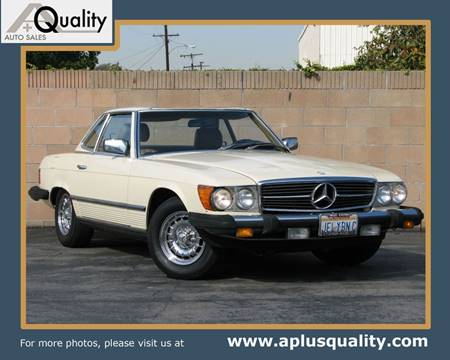 1983 Mercedes-Benz 380-Class for sale in Huntington Beach, CA