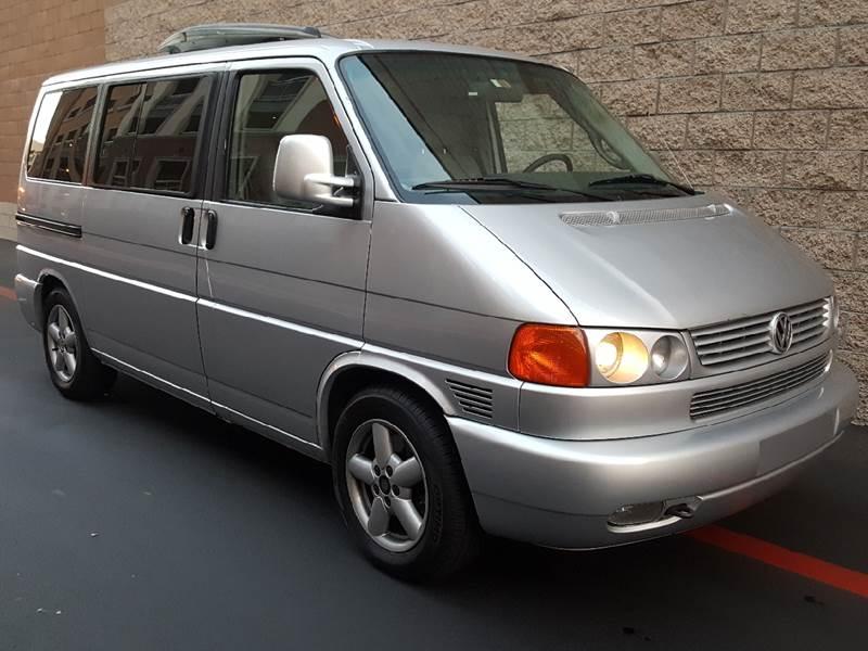 sale sold inventory westy eurovan for volkswagen werks used