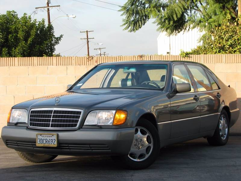 Huntington Auto Loan >> 1993 Mercedes-Benz 400-Class 400SEL 4dr Sedan In Huntington Beach CA - A Quality Auto Sales