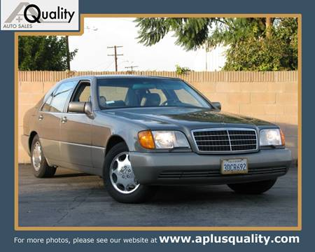 1993 Mercedes-Benz 400-Class for sale in Huntington Beach, CA