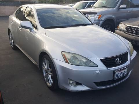 Used 2006 Lexus IS 250 For Sale - Carsforsale.com