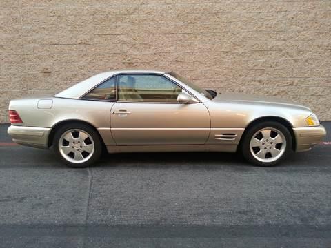 1999 Mercedes-Benz SL-Class for sale in Huntington Beach, CA