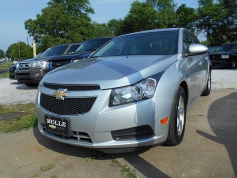 2014 Chevrolet Cruze for sale in Sparta, MO