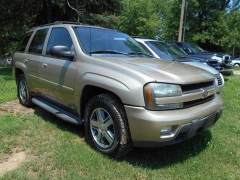 2005 Chevrolet TrailBlazer for sale in Sparta, MO