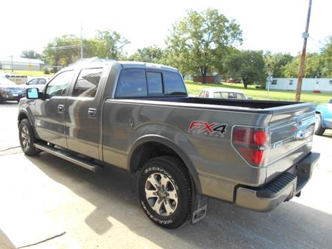 2012 Ford F-150 for sale in Sparta, MO
