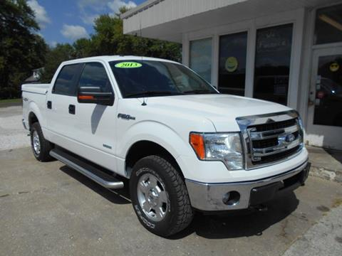 2013 Ford F-150 for sale in Sparta, MO