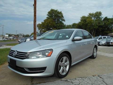 2012 Volkswagen Passat for sale in Sparta, MO