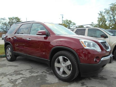2010 GMC Acadia for sale in Sparta, MO