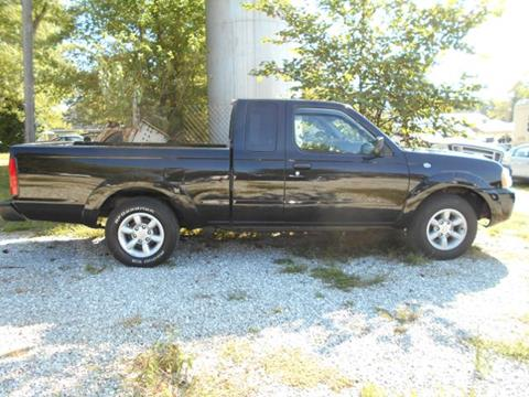 2002 Nissan Frontier for sale in Sparta, MO