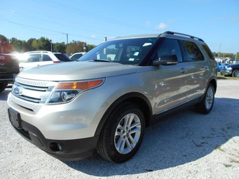 2011 Ford Explorer for sale in Sparta, MO