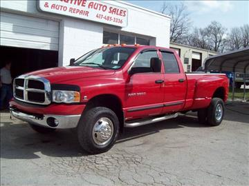 2005 Dodge Ram Pickup 3500 for sale in Sparta, MO