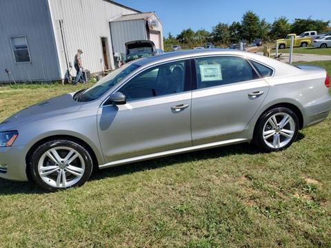 2013 Volkswagen Passat for sale in Sparta, MO