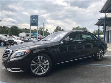 2014 mercedes benz s class for sale in huntington ny