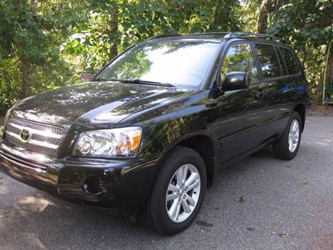 2006 Toyota Highlander Hybrid for sale in Fort Walton Beach FL