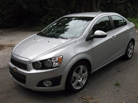 2016 Chevrolet Sonic for sale in Fort Walton Beach, FL