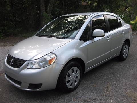 2010 Suzuki SX4 for sale in Fort Walton Beach FL