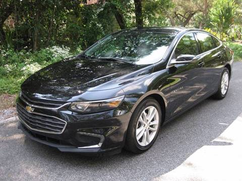 2016 Chevrolet Malibu for sale in Fort Walton Beach FL