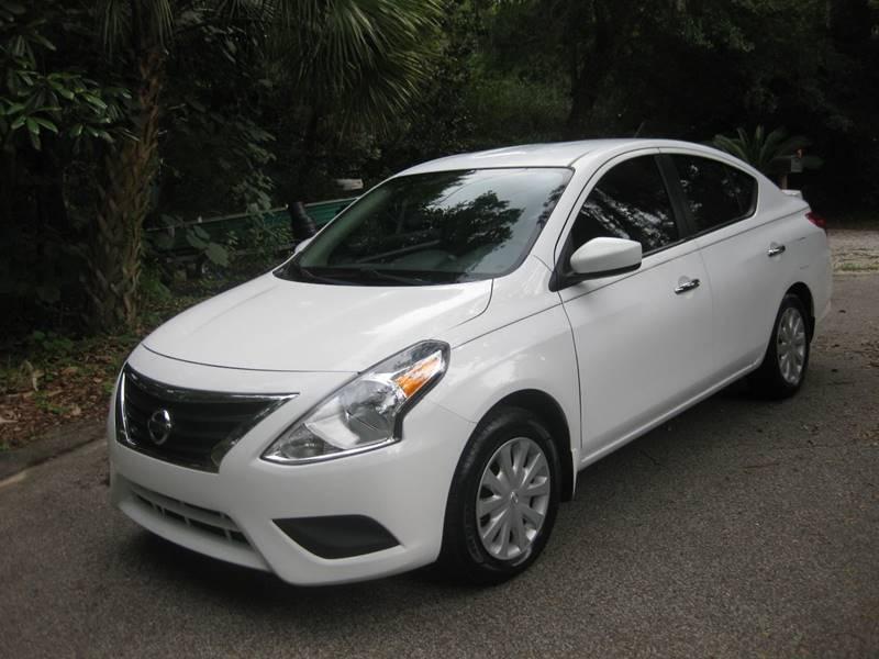 2015 Nissan Versa 1.6 SV 4dr Sedan   Fort Walton Beach FL