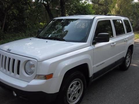 2011 Jeep Patriot for sale in Fort Walton Beach, FL