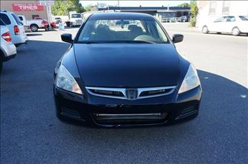 2006 Honda Accord for sale in Hyde Park, MA