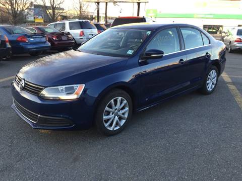 2013 Volkswagen Jetta for sale in Hyde Park, MA