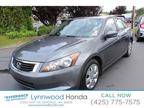 2010 Honda Accord for sale in Edmonds, WA