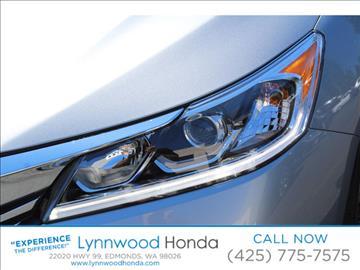 2017 Honda Accord for sale in Edmonds, WA