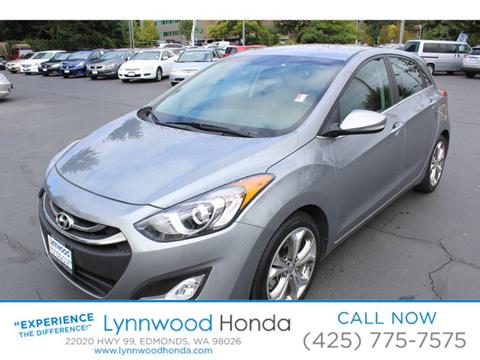 2015 Hyundai Elantra GT for sale in Edmonds, WA