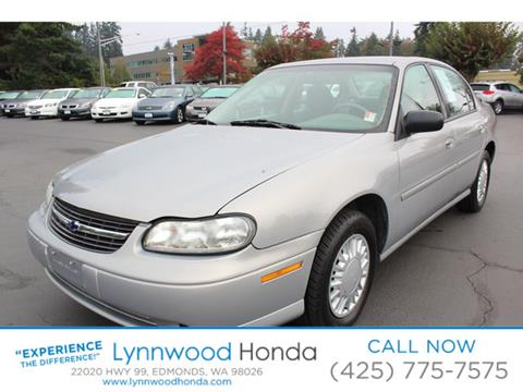 2000 Chevrolet Malibu for sale in Edmonds, WA