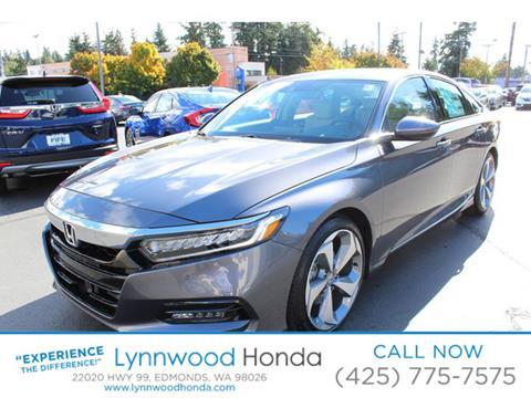 2018 Honda Accord for sale in Edmonds, WA
