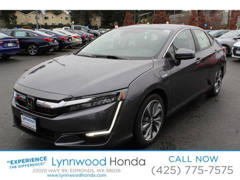 2018 Honda Clarity Plug-In Hybrid for sale in Edmonds, WA