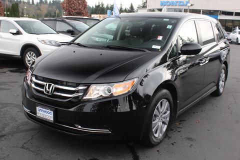 2017 Honda Odyssey for sale in Edmonds, WA