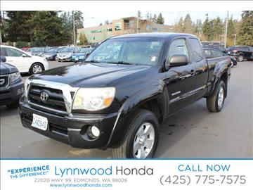 2006 Toyota Tacoma for sale in Edmonds, WA