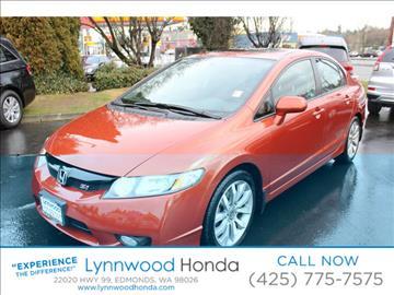 2010 Honda Civic for sale in Edmonds, WA