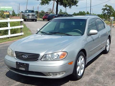 2004 Infiniti I35 for sale in Magnolia, TX