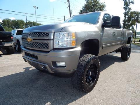 2014 Chevrolet Silverado 2500HD for sale in Magnolia, TX