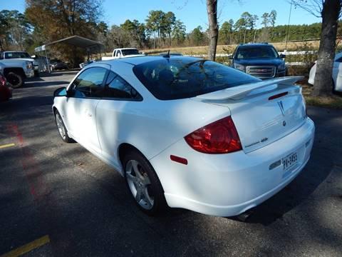 2008 Pontiac G5